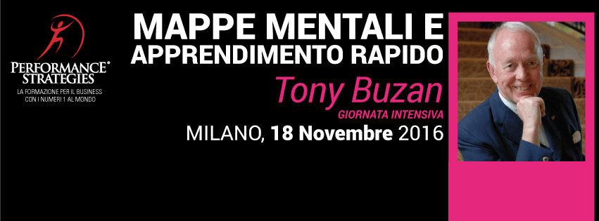 Mappe Mentali Tony Buzan Mind Map