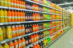 supermercato varietà prodotti