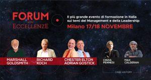 Forum delle Eccellenze 2017
