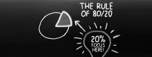 La Regola 80/20 secondo Perry Marshall Marketing Forum