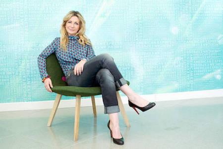 Melissa Peretti, Country Manager Italia di American Express
