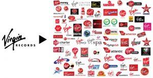 Tutti i brand di Virgin Group