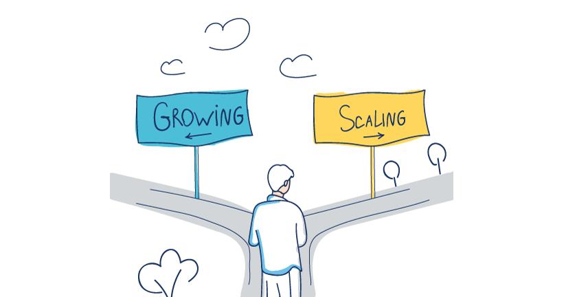 Crescere vs scalare