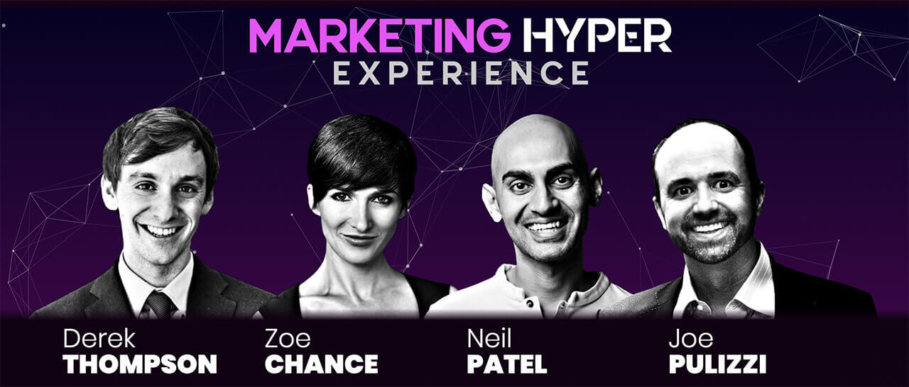 Marketing Hyper Experience