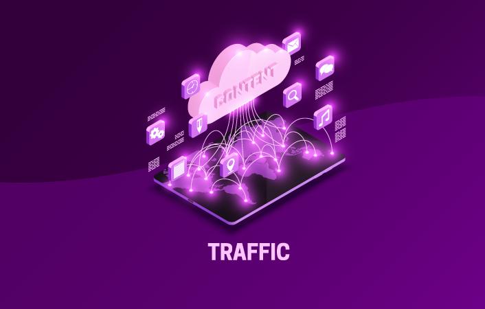 Aumentare il traffico