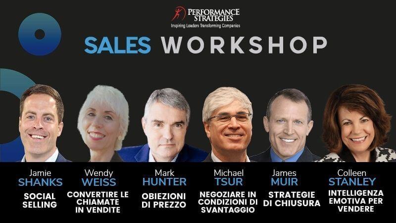 Sales Workshop